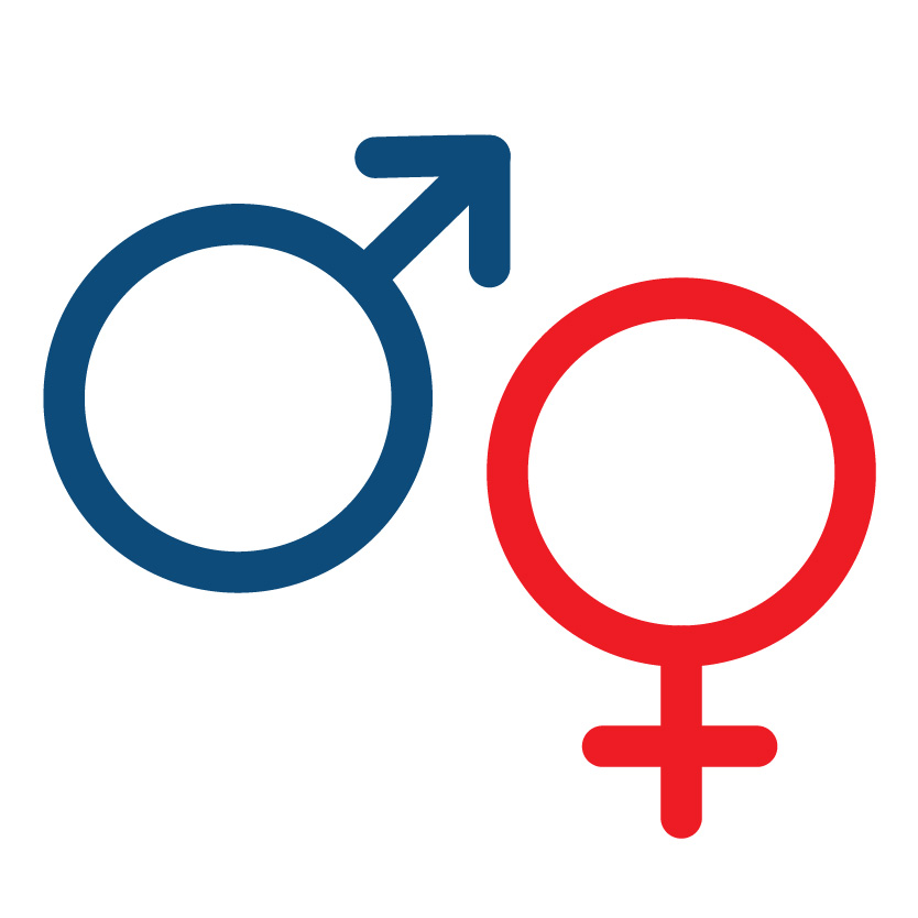Genders icon