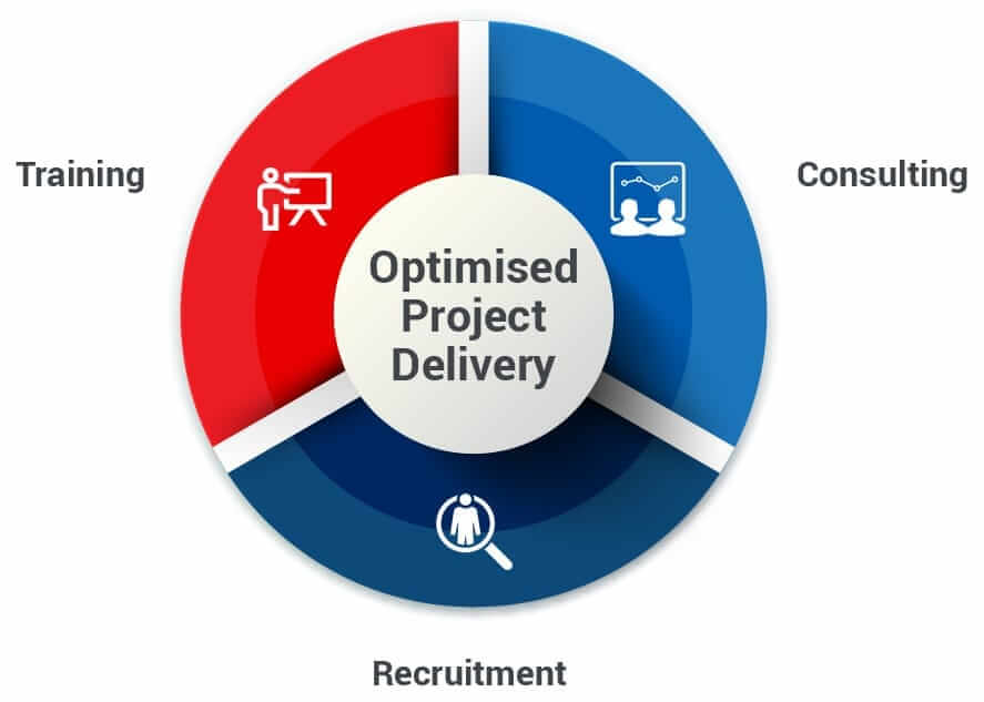 Optimised Project Delivery Diagram