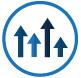 Benefits management icon