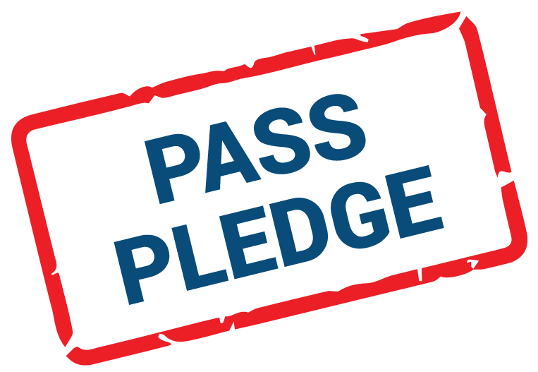 Pass Pledge