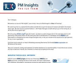 PM Insights. August 2015