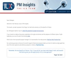 PM Insights. February 2016