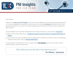PM Insights. March 2016