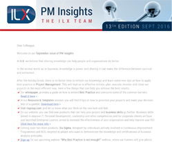 PM Insights. Sept 2016